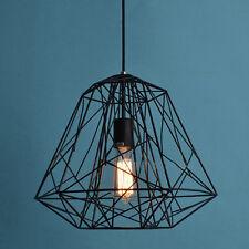 Vintage Ceiling Lamp Retro Chandeliers Home Dinning Room Bar Deco Pendant Light