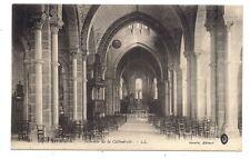 privas , intérieur de la cathédrale