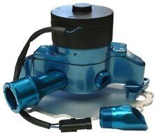 ProForm 68220B SB Ford Electric Water Pump, Aluminum, Blue Powder Coat