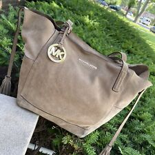 Michael Kors Ashbury Suede Grab Bag
