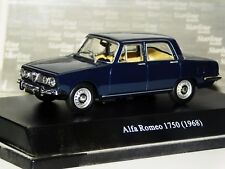 ALFA ROMEO 1750 BLUE 1968 STARLINE 1/43