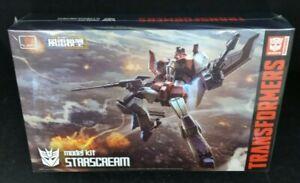 Flame Toys Furai Model Kit Transformers Starscream *Brand New* NEW UNOPENED!