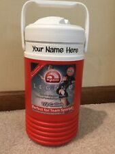 Igloo Legend 1/2 Gallon Beverage Water Jug Container School Sports Picnic Red