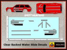 1/64  'Datsun 510 Wagon Momo'  SILVER METALLIC Custom Decal SCR-0027M