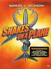 Snakes On A Plane ~ Samuel L. Jackson ~ Dvd Ws dts with Slipcover Free Shipping