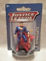 Superman Justice League DC Comics Mini Figurine Toy or Cake Topper New Sealed