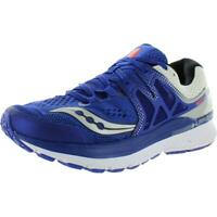 Saucony Mens Hurricane ISO 3 Blue Running Shoes Sneakers 8 Medium (D) BHFO 4686