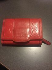 Coach Leather Bifold Wallets for Women