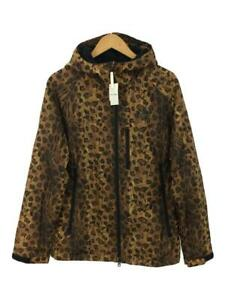 adidas  L Polyester  Ocher Polyester Fashion Jacket 7020 From Japan