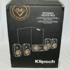 NEW Klipsch Reference Theater Pack 5.1 Surround Sound System