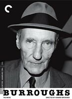 Burroughs - The Movie - 2 DISC SET (2015, DVD New)