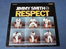 Jimmy Smith - Respect / Verve Records V6-8705 Original German Press 1967 Jazz lp