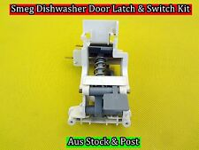 Smeg Dishwasher Spare parts Door Latch & Switch Kit  Replacement  (D173) Used