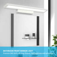 12W Bathroom Front Mirror Vanity LED Light Toilet Wall Mount Makeup Lamp Fixture