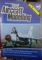 SCALE AIRCRAFT MODELLING  VOL.9  NUMBER 10  JULY 1987  MAGAZINE Grummans Cat