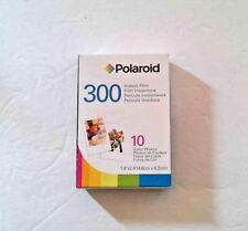 Polaroid 300 Instant Color Film 10 Pack