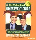 The Motley Fool Stock Investment Guide Audiobook 3 Cd OOP hard to find Audio NEW