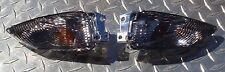 GSX-R 600 750 Smoked REAR Turn Signal Lenses 2011-2017 GSXR L1 L2 L3 L4 L5 L6 L7