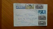 Afrique Equatoriale Française 1938 Brazaville/Toulouse