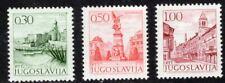 Yugoslavia 1971 Tourism 0.30,0.50,1.00. 3 values MNH