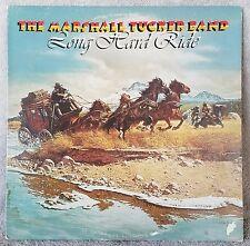 "MARSHALL TUCKER 1976 Long Hard Ride 12"" Vinyl 33 LP Capricorn SOUTHERN ROCK VG+"