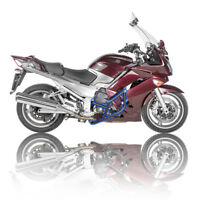 Yamaha FJR1300 2001-2021 A/AE/AS/ES R-GAZA Crash Bars 'YCCS' Model with Sliders