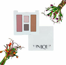 Clinique Colour Surge Eye Shadow Pink Slate Blusher New Clover Bronzer Sunkissed