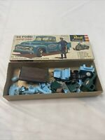Revell 1956 Ford Pickup Truck Kit # H-1400 Small Scale Unbuilt in Box 56