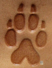 CRAFTOOL  -  TANDY LEATHER FACTORY 3D STAMP -  8286 - WOLF TRACK  - 88570-00