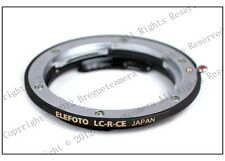 *New* Elefoto Adapter for Leica R lens to Canon EOS EF  *Sale*