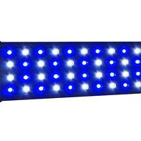 "SE Quad 36"" Timer LED Aquarium Light Marine Coral Reef Cichlid 56x 3W"