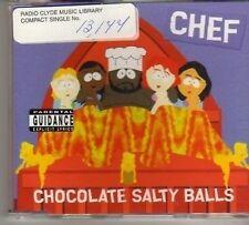 (BN933) Chef, Chocolate Salty Balls - 1998 CD