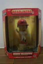 Mark McGwire Headliners XL Commemorative Figure Display Case Included NIB 1998!