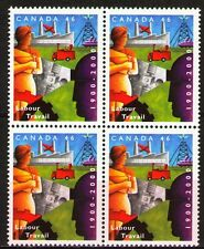 Canada 2000 Sc1866  Mi1932 3.60 MiEu  1 block  mnh  Dept. of Labor