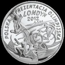 Poland / Polen - 10zl Polish Olympic Team – London 2012