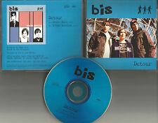 BIS Detour w/ RARE RADIO EDIT PROMO Radio DJ CD single USA 1999 MINT