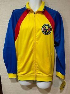 club america retro jacket rinox license MEDIUM