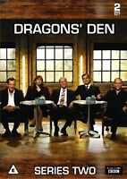 DRAGON'S DEN - Series 2 - New But NOT Sealed