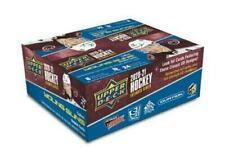 2020/21 Upper Deck EXTENDED Hockey Sellado 24 paquete por menor Box-6 YOUNG GUNS Novato