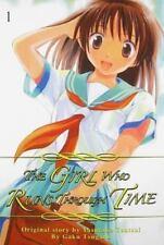 The Girl Who Runs Through Time, Vol. 1-ExLibrary