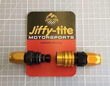 Jiffy-Tite QD Dry break petrol JT3 series AN 6 Dash 6 hose quick release