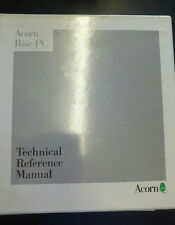 Acorn Risc PC Technical Reference Manual (Second Hand)  ACJ12