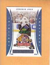 2003 04 UPPER DECK MVP JAROMIR JAGR SPORTSNUT #SN90 WASHINGTON CAPITALS
