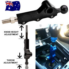 Adjustable Short Throw Shifter For 2008-2014 Subaru WRX Forester Legacy Impreza
