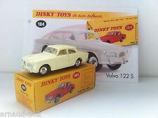 Dinky Toys Atlas - Volvo 122 S
