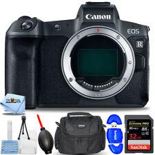 Canon EOS R Mirrorless Digital Camera (Body Only) + 32GB + Gadget Bag Bundle