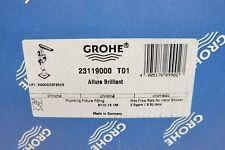 Grohe Allure Brilliant Single Lever Bath Floor Mounted 23119000 T01 Chrome