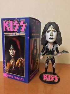 KISS - VINNIE VINCENT. Deluxe Bobble-head. FAN ART. Creatures of the Night Era!
