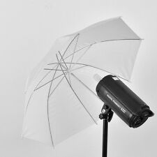 "New Camera 33"" 83cm Inch Translucent Photo Studio Video flash Soft Umbrella"