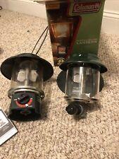 Coleman Model 5159 PerfectFlow Propane 2 Mantle Burner Camping Lantern